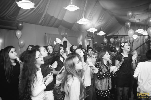 דימסיה - מועדון אירועים שמתאים לבת/בר מצווה