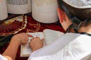 הכנות לפרשת בר מצווה